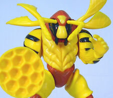 "GRUMBLE BEE Original MMPR~ Mighty Morphin Power Rangers 5"" BAD GUY~Complete~1994"