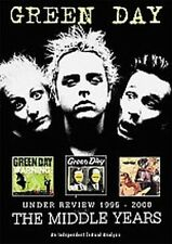 Green Day - Under Review 1995-2000 The Middle Years  DVD