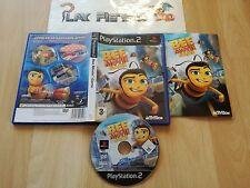 PLAY STATION 2 PS2 BEE MOVIE GAME COMPLETO PAL ESPAÑA