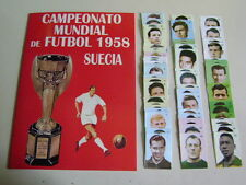 Album World Cup - Sweden 58 - Chile 1962 and England 1966 -100% to hit full