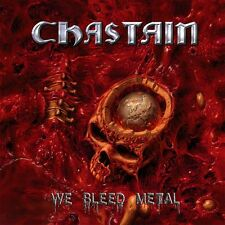 CHASTAIN - We Bleed Metal  LP  VÖ 25.03.