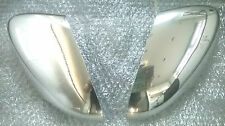 VOLVO C30 C70 V50 S60 S80 V70 Mirror Covers R DESIGN CHROME & Carbon Fiber!