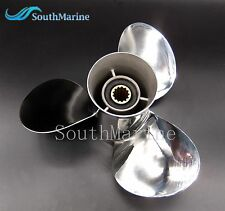 11 1/8x13-G Stainless Steel Propeller for Yamaha Tohatsu Outboard Motor 11 1/8