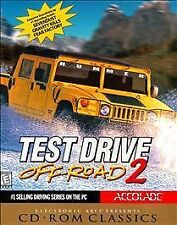 Test Drive Off-Road 2 (PC, 1998)