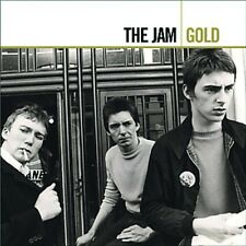 "THE JAM ""GOLD"" 2 CD NEUWARE ALLE HITS!!!!!!!!!!!"