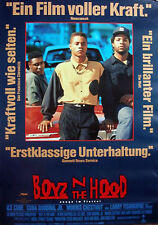 Affiche 60x80cm BOYZ N THE HOOD 1991 Singleton - Cuba Gooding Jr., Ice Cube