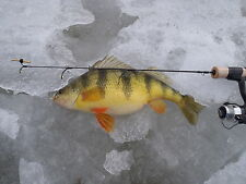 "St Croix Legend Style Custom Ice Rod 24"" Light Action Replica"