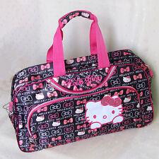 HelloKitty Zipper Handbag Tote Shoulder Bag 2016  New Cute  Multi-color Big Size
