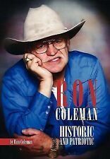Ron Coleman Historic and Patriotic by Ron Coleman (2010, Hardcover)