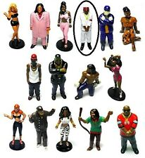 HEY HOMIES, 15 HIPSTER FIGURINES TO COLLECT. THIS IS FOR (1) **MUHAMMAD**