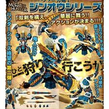 KAIYODO REVOLTECH HUNTER SWORDSMAN ZINOGRE jinoh SERIES NO.133 MONSTER HUNTER
