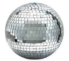 "12"" Real Glass Mirror DISCO BALL dance party dj - NEW Same as used in TV Shows"