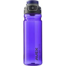 Avex 25 oz. FreeFlow Autoseal Water Bottle - Purple