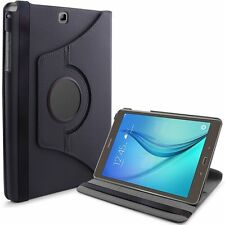 "Leather Rotate Smart Case Cover Protector For Samsung Galaxy Tab E 9.6"" SM-T560"