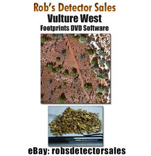 Footprint Research DVD on Vulture West Mining District, AZ - Gold Mining Claims