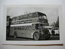 ENG1796 - 1950s HANTS & DORSET Motor Services Ltd - BUS PHOTO to Bournemouth