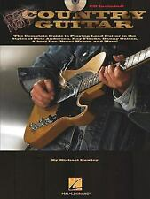 Red Hot Country Guitar Guitar Signature Licks