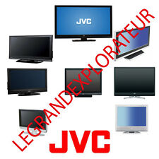Ultimate JVC TV LCD PLASMA LED repair service manuals  (330 PDF manual s on DVD)