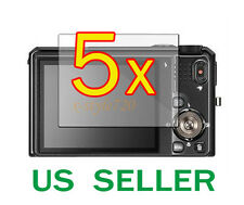 5x Nikon Coolpix S9100 LCD Screen Protector Guard Film