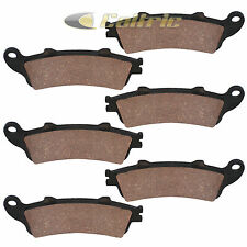 Brake Pads Fits Honda ST1100A ST 1100 A ABS 1996-2002 Front Rear Brakes
