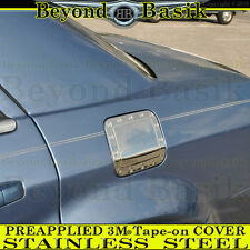 2005-2010 CHRYSLER 300 300C STAINLESS Chrome Fuel Gas Door Cover Overlay Trim