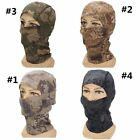 Camouflage Ninja Cycling Motorcycle Skull Scarf Cap Balaclava Hat Full Face Mask