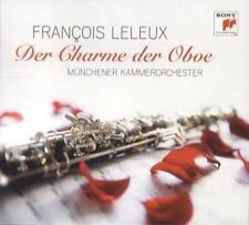 CD Francois Leleux Der Charme der Oboe Münchener Kammerorchester