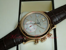 Patek Philippe 5960R-001 Annual Calendar Chronograph Rose Gold Anthracite Dial