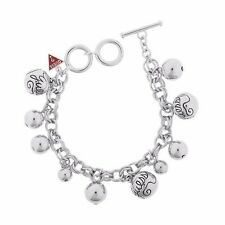 Guess UBB80812 Women's Jewellery Fixed Charm Bracelet