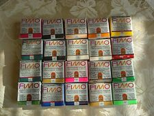 Lot 20 FIMO MODELLING POLYMER CLAY 65g (oven)