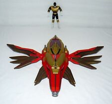 POWER RANGERS WILD FORCE LUXATOR EAGLE LION WITH EXTRA FIGURE