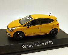 Renault Clio IV RS, gelb-Metallic, NOREV 1:43