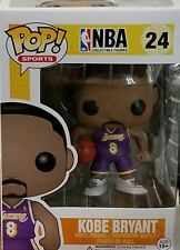 Funko Pop Asia NBA Kobe Bryant #8 Rookie SDCC Bait Exclusive 100% USA Authentic