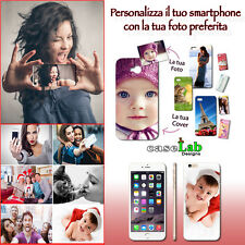 COVER CASE RIGIDA CON FOTO PERSONALIZZATA PER Iphone 4 4s