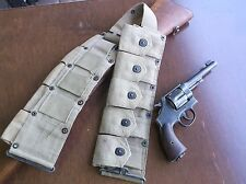 WW2 WWII US 1923 M1 Garand Ammo Magazine Pouch Ammunition Bandolier Rifle Belt
