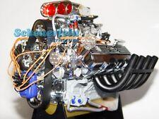 Modell Motor V8 Supercharged 427 Ford SOHC Dragster /Motormodell Standmodell #29