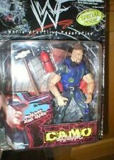WWE EXCLUSIVE CAMO CARNAGE ROAD DOGG JESSE JAMES MOC