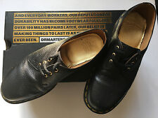Dr Doc Martens 1461 50th Anniversary Pebble Leather Shoes UK SIZE 7, US SIZE 8