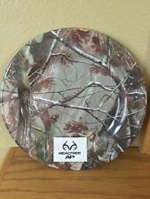 """REAL TREE AP Melamine 8.25"""" SALAD PLATE Brand NEW ~ w/tags, sold individually"""