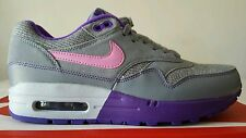 NIKE AIR MAX 1 LIGHT WMNS GRIGIA VIOLA BAFFO ROSA NUM: 38,5 LIMITED OKKSPORT