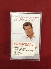 On Eagle's Wings by Michael Crawford (Vocals) (Cassette, Feb-1998, Atlantic)