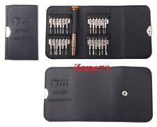 25 Pcs Screwdriver Kit Macbook Pro Air Repair Tools Tri Wing Set Pentalobe 1.2