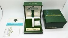 Jaeger-LeCoultre JLC Ladies 925 Sterling Silver Vintage Hand Winding