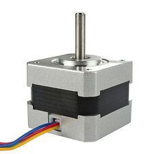 NEMA 17 Stepper Motor Kit 12V For CNC Reprap 3D Printer 2.8kg.cm 0.4A
