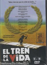 EL TREN DE LA VIDA (1998) TRAIN DE VIE NEW DVD SEALED