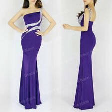 Women Ladies Slim Long Bridesmaid Gown Ball Party Evening Prom Formal SEXY Dress