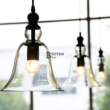 Glass Ceiling Light Chandelier Pendant Kitchen Dining Room Fixture US Seller