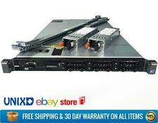 Dell PowerEdge R610 VMware Server Dual x5675 6-Core 3GHZ 64GB iDRAC 2x PWS Rails