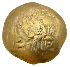 EMPIRE of NICAEA_JOHN III DUCAS VATAZES 1222-1254 GOLD 4.30g/28mm MAGNESIA M-329