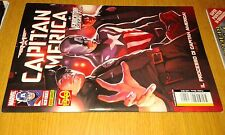 CAPITAN AMERICA e i VENDICATORI SEGRETI # 14- 2011-MARVEL-PANINI COMICS-WW14